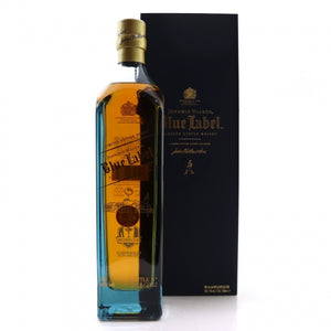Johnnie Walker Blue Label Ryder Cup Edition / Gleneagles 2014