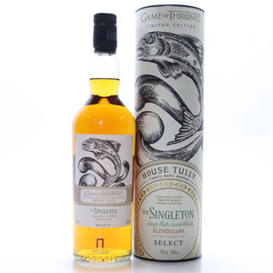 Singleton Glendullan Reserve Game of Thrones House Tully