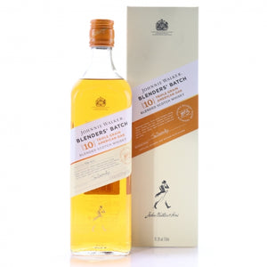 Johnnie Walker 10 Year Old Blenders' Batch #3 Triple Grain 75cl / US Import