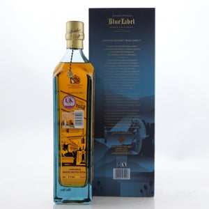 Johnnie Walker Blue Label Edinburgh Limited Edition
