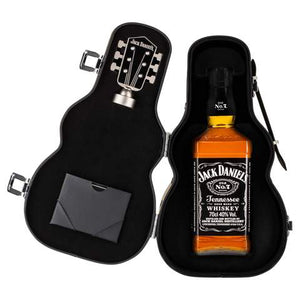 Jack Daniel's Tennessee Old No. 7 Guitar Gift Case