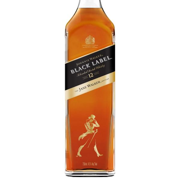 Johnnie Walker Black Label 12 Year Old Jane Walker 75cl