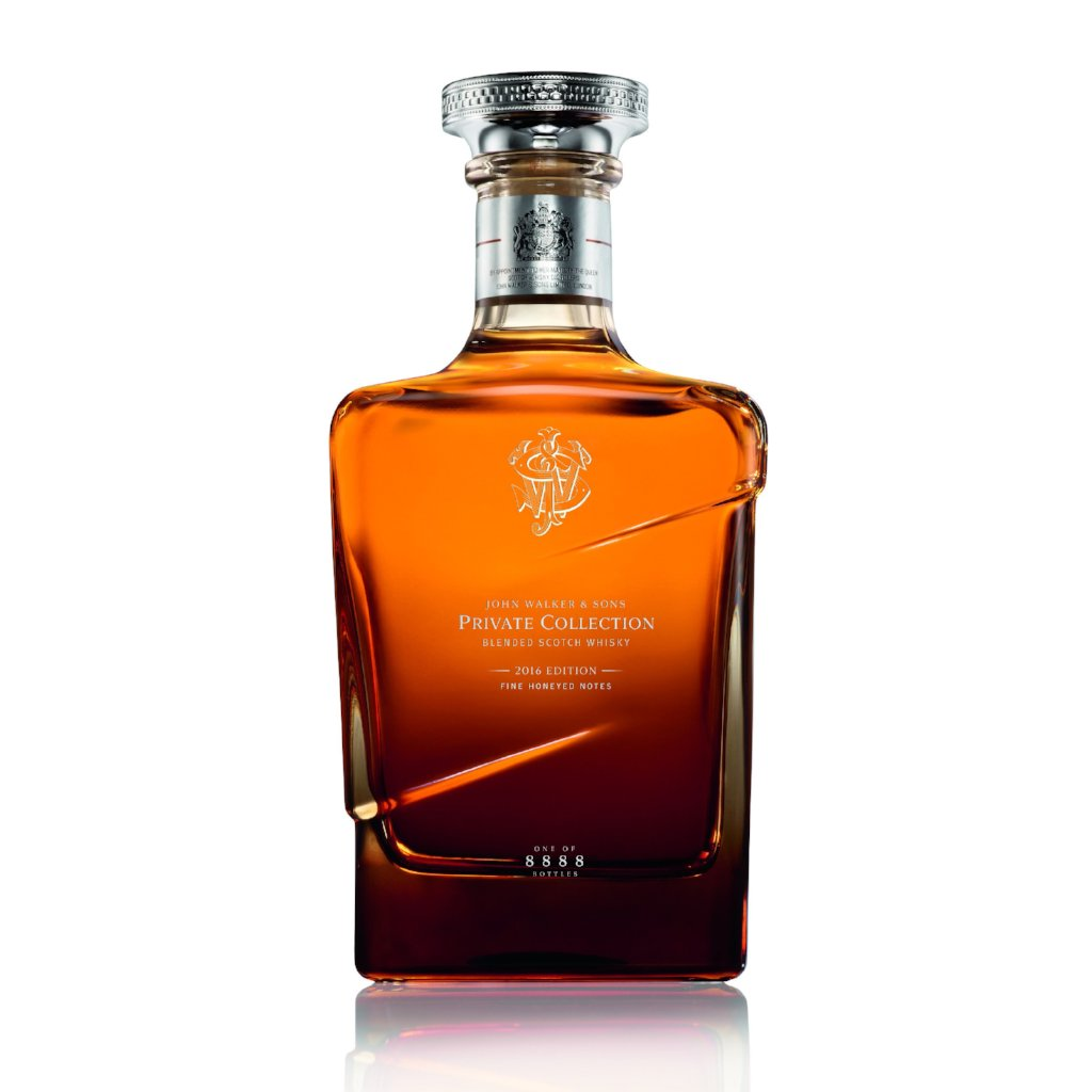 John Walker & Sons Private Collection 2016 Edition