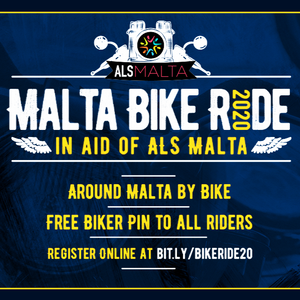 Malta Bike Ride 2020