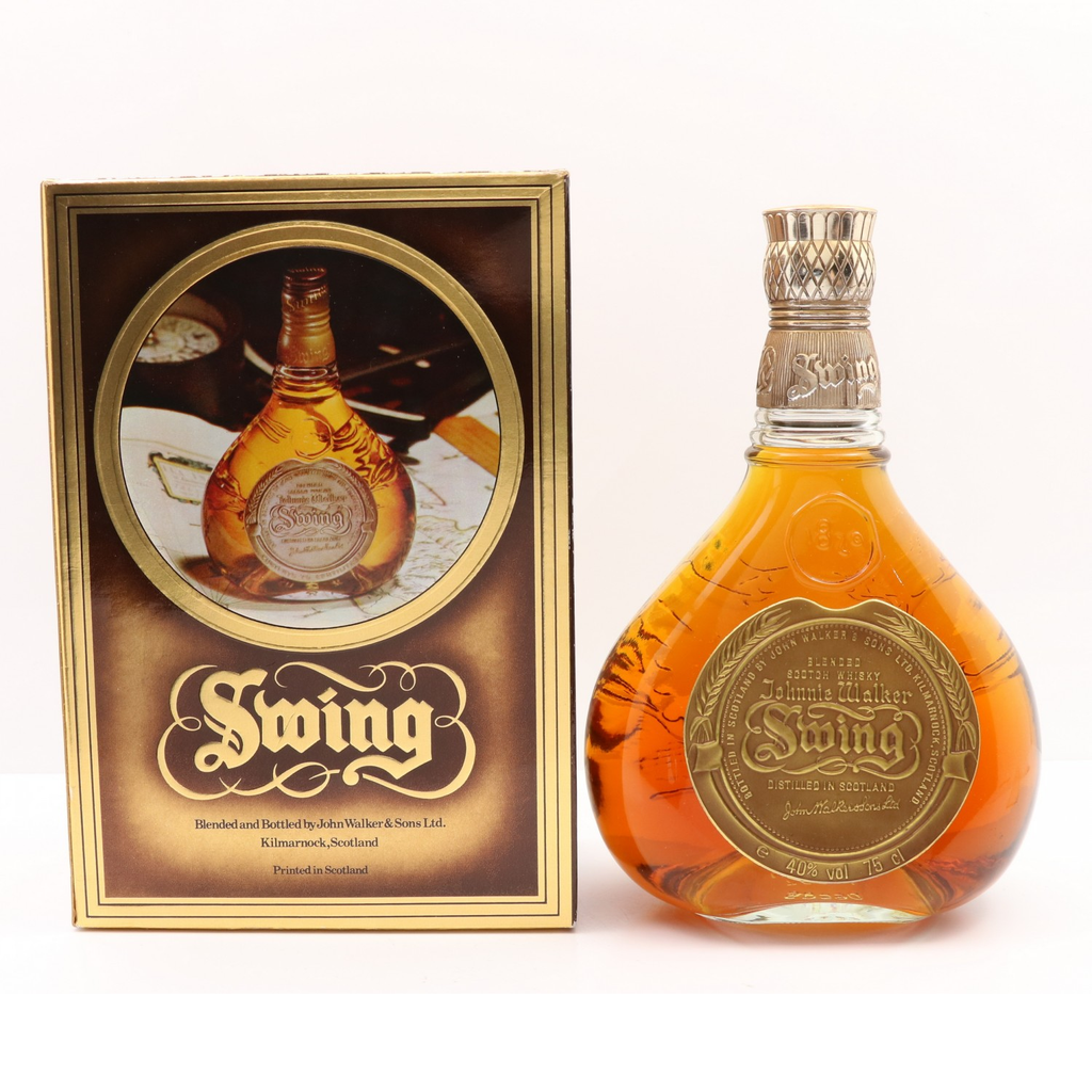 Johnnie Walker Swing Old Vintage