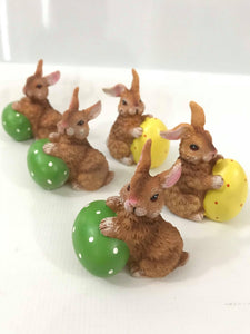 Easter Brown Bunnies
