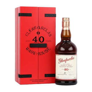 Glenfarclas 40 years old