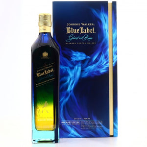 Johnnie Walker Blue Label Ghost and Rare 3rd Edition / Glenury Royal