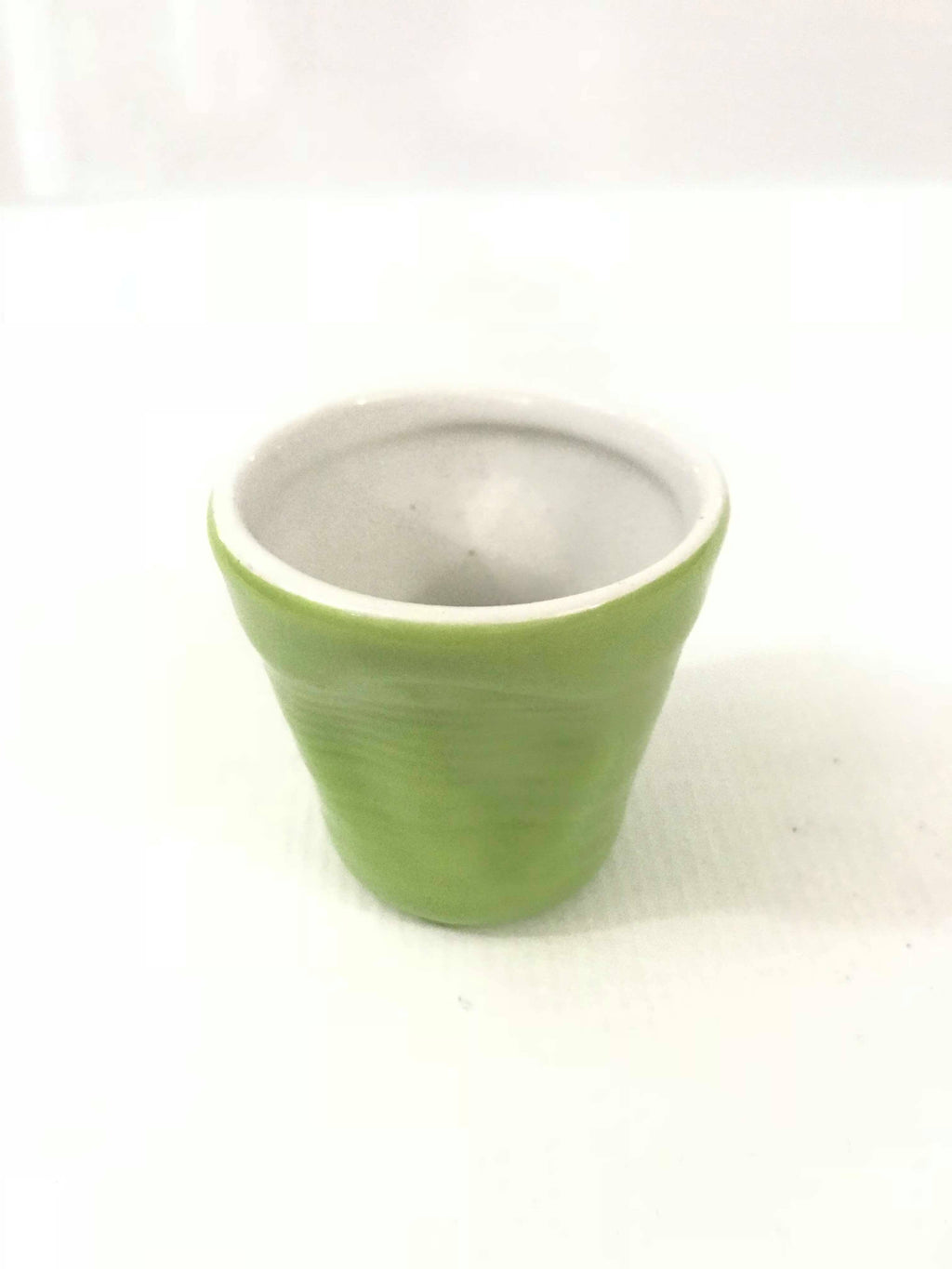 Green Small Pot
