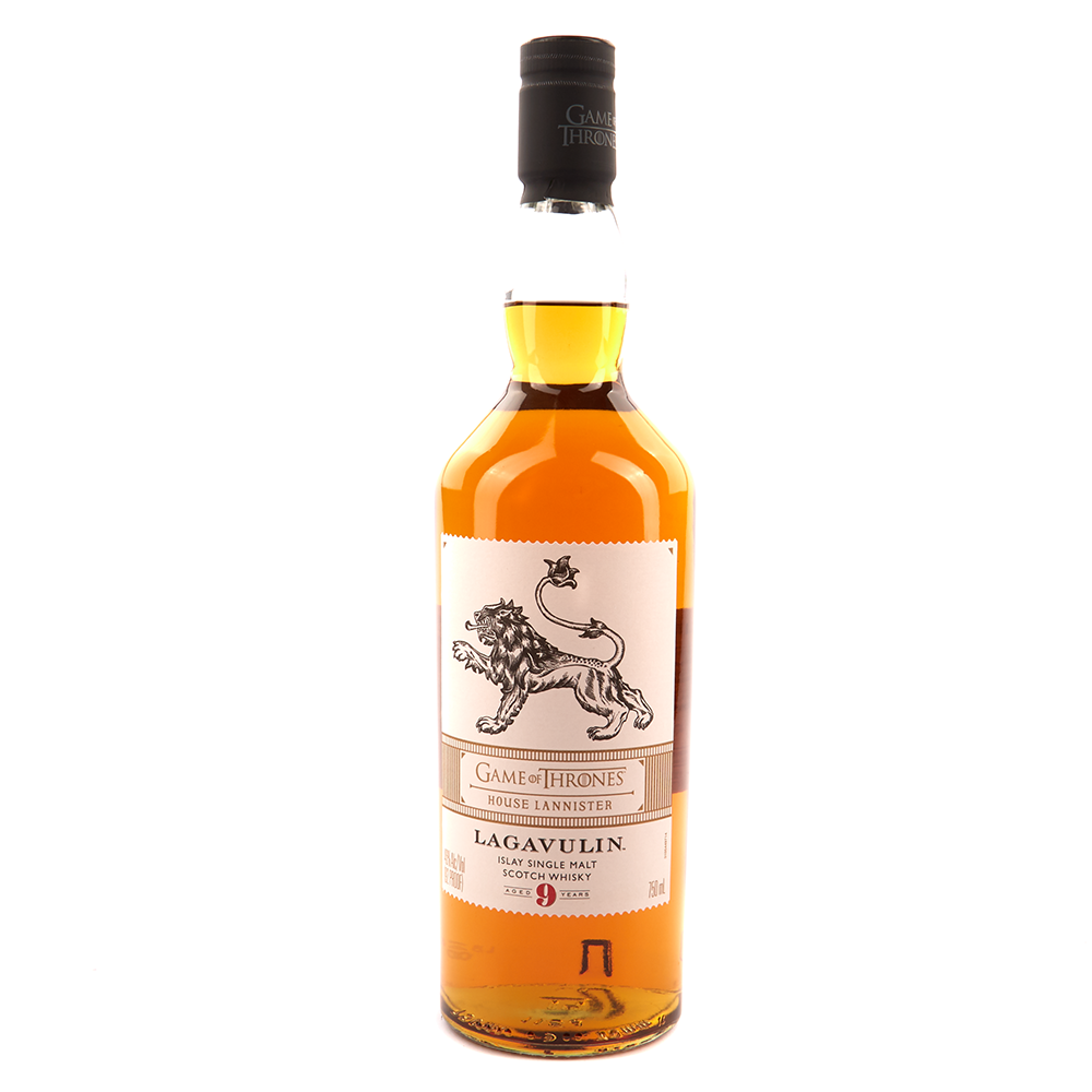 Lagavulin Game of Thrones House Lannister