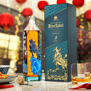 Johnnie Walker Blue Label / Year of the Ox 2021