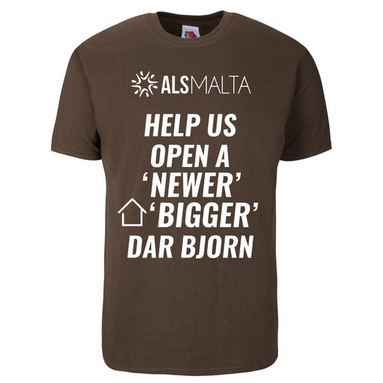 Help Us Open Newer & Bigger DAR Bjorn ALS Malta
