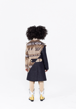 Load image into Gallery viewer, Royal Arm Wool Trench