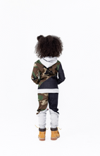 Load image into Gallery viewer, Karter Camo Hoodie