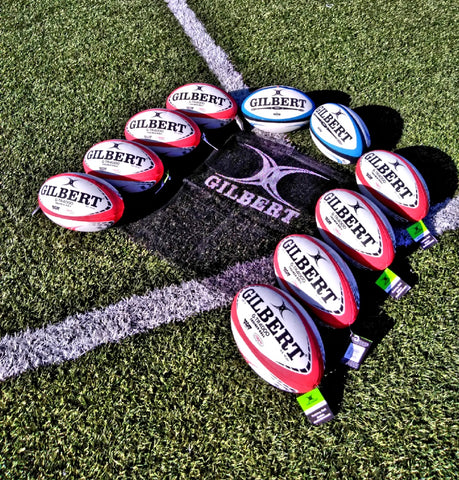 Rugby Ball Kit - 10 Ball