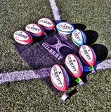 Rugby Ball Kit - 8 Ball