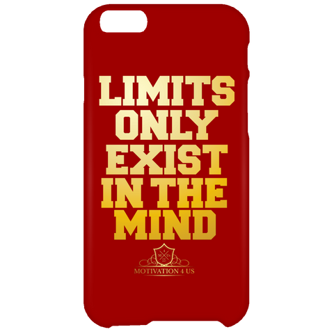 Limits Only Exist - iPhone 6 Plus Case