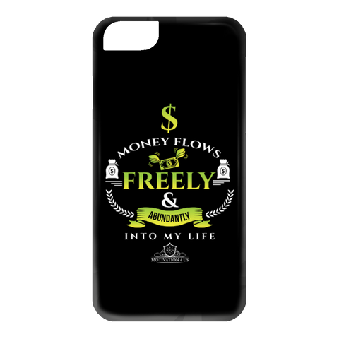 Money Flows Freely - Black iPhone 6 Case