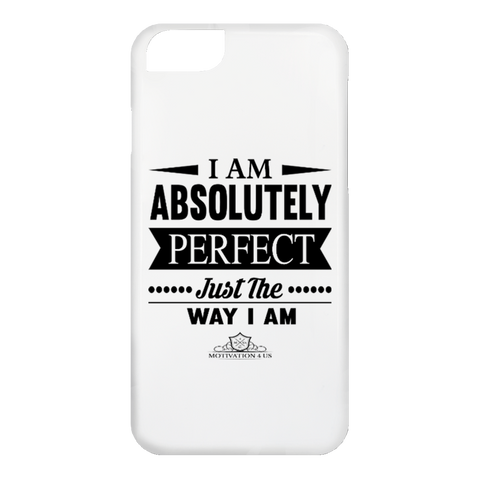 I Am Absolutely - iPhone 6 Case