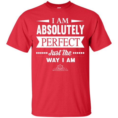 I Am Absolutely  - Unisex Ultra Cotton T-Shirt