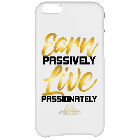 Earn Passively - iPhone 6 Plus Case