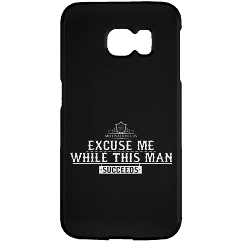 Excuse Me Man - Samsung Galaxy S6 Edge Case