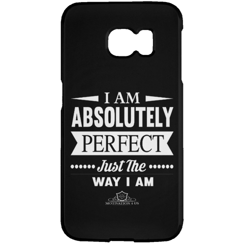 I Am Absolutely - Samsung Galaxy S6 Edge Case