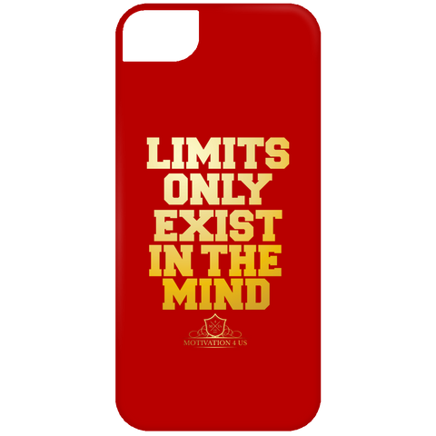 Limits Only Exist - iPhone 5 Case