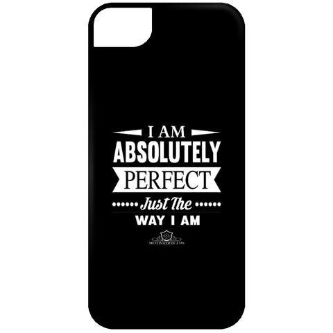I Am Absolutely - iPhone 5 Case