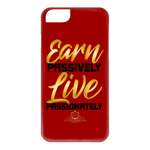 Earn Passively - iPhone 6 Case