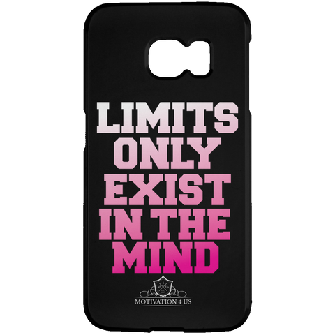 Limits Only Exist - Samsung Galaxy S6 Edge Case
