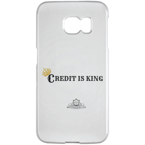 Credit Is King - Samsung Galaxy S6 Edge Case