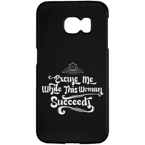 Excuse Me Woman - Samsung Galaxy S6 Edge Case