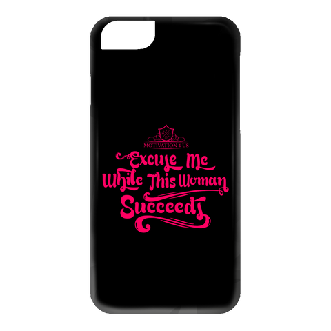 Excuse Me Woman - iPhone 6 Case