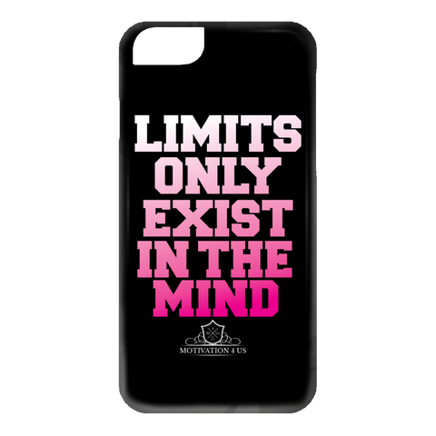 Limits Only Exist - iPhone 6 Case