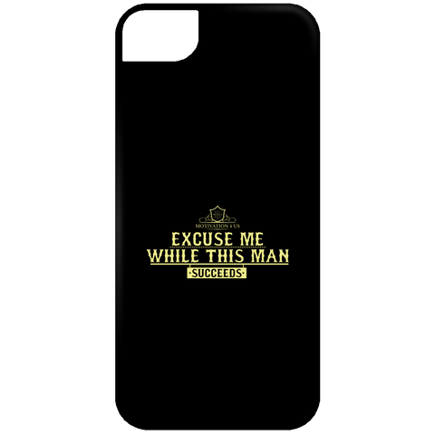 Excuse Me Man - iPhone 5 Case