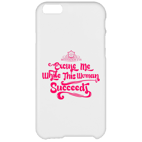 Excuse Me Woman - iPhone 6 Plus Case