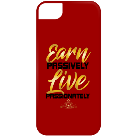 Earn Passively - iPhone 5 Case