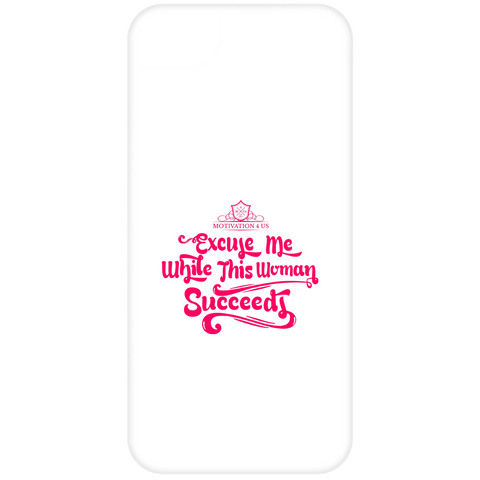 Excuse Me Woman - iPhone 5 Case
