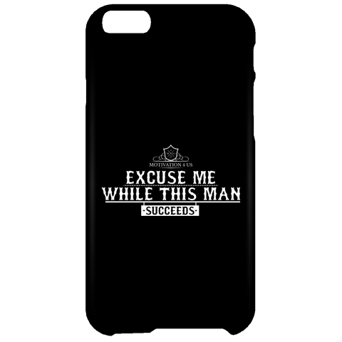 Excuse Me Man - iPhone 6 Plus Case