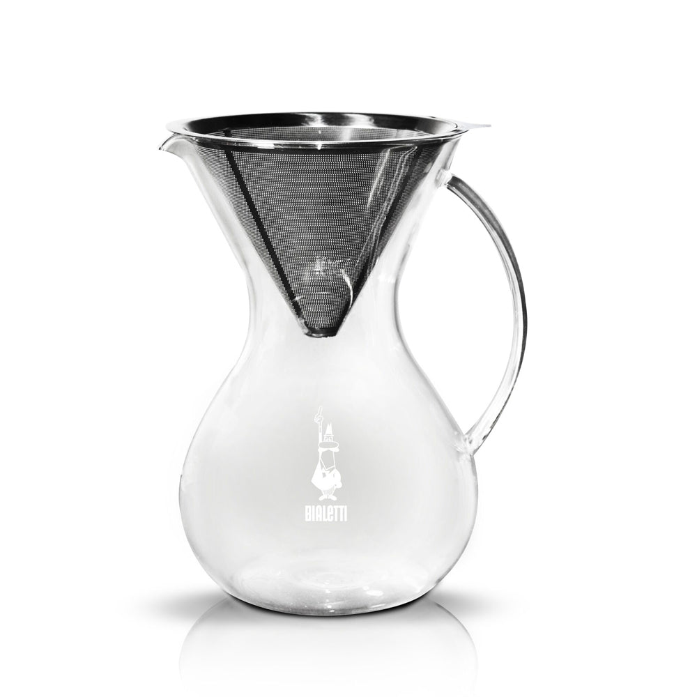 Bialetti Pour Over Carafe Set 2 Cup