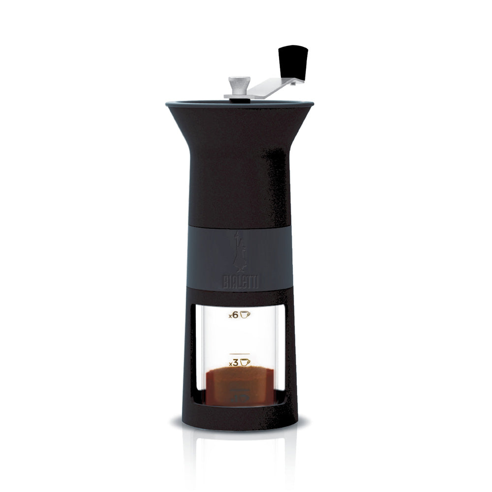 Bialetti Hand Coffee Grinder Black