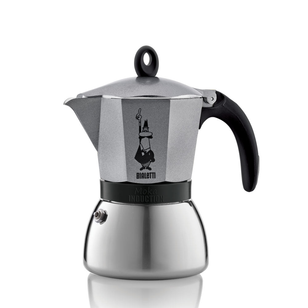 Bialetti Moka Induction Silver