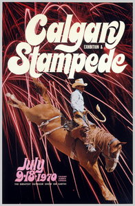 1970 Calgary Stampede T-Shirt (Adult)