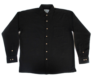 Bamboo Shirt Black