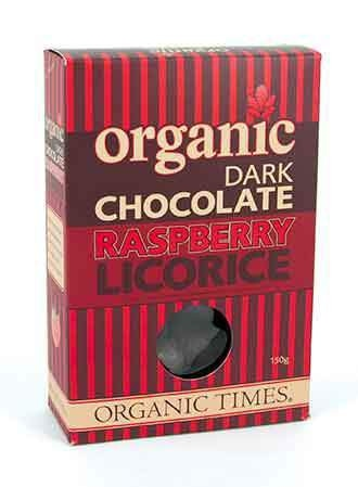 Organic Chocolate Boxes