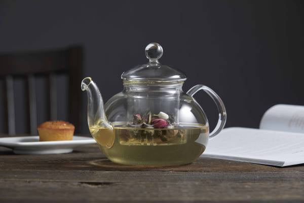 Teapot Glass 3 cup
