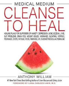 Book Cleanse to Heal