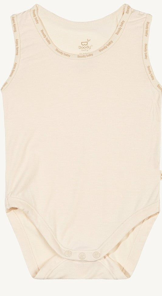 Bodysuit Bamboo Baby S/Less