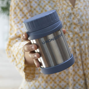 Food Jar Insulated - Stainless Steel